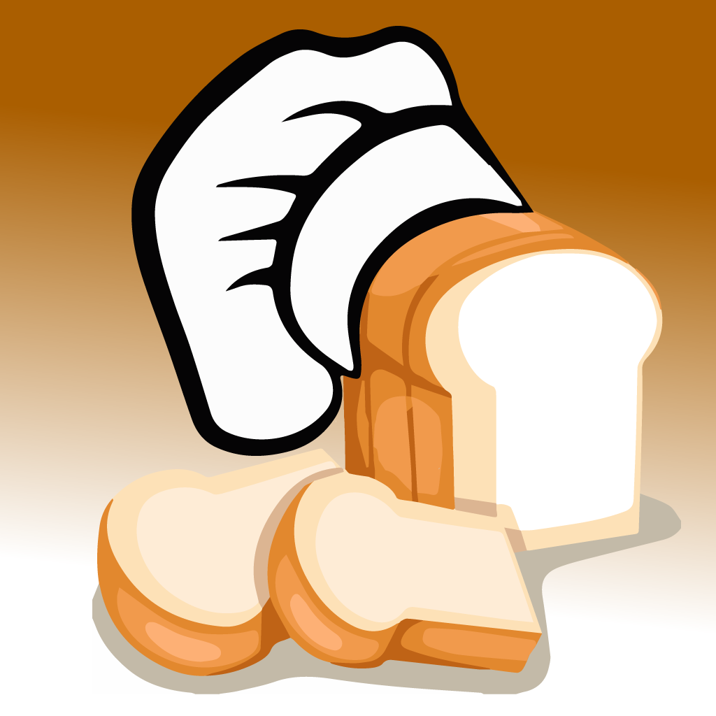 Bread Baker Icon